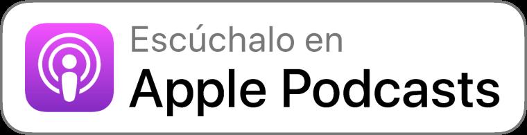 icono de apple podcast